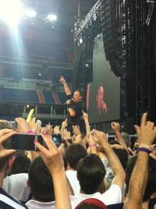 Bruce Springsteen, el rock como celebración