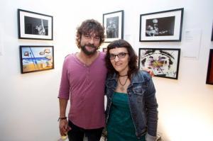 Marta y Quique. Foto: Juan Pérez-Fajardo