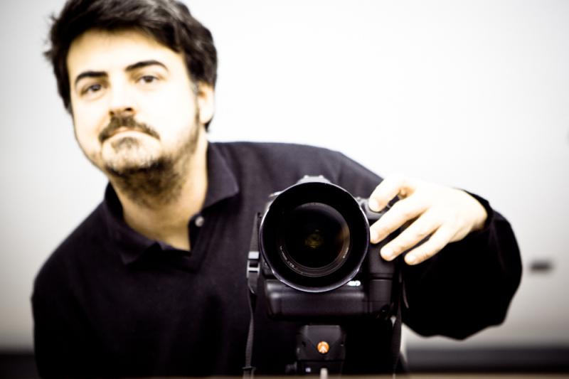 Autorretrato. Jorge S. Matilla