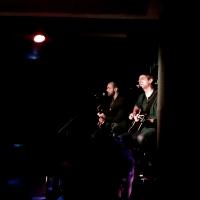 Joe Eceiza con Toni Brunet: luz en la noche del jueves