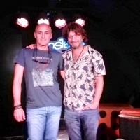 Quique González y Carlos Raya, juntos en la grabación de un DVD en directo en Mad Cool Festival