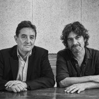 Quique González y Luis García Montero: Cómplices de la poesía, la música y la vida*